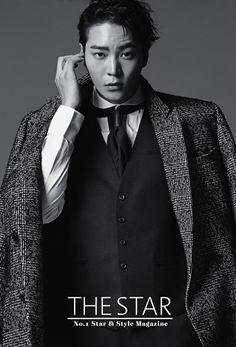 Joo Won The Star Korea Magazine November Issue '13