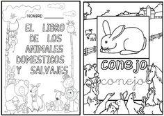 libro de animales domésticos y salvajes - Meri Garrido - Álbumes web de Picasa