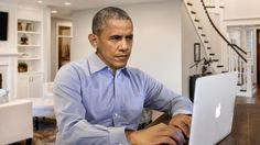 Obama Fills Out Lukewarm Glassdoor Review After Exiting Presidency - 1-24-17 WASHINGTON—Noting aspects of the job he enjoyed as well as offering what he hoped would be helpful criticism, Barack Obama reportedly filled out a lukewarm review of the presidency on the employer review website Glassdoor a few days after exiting the position last Friday.
