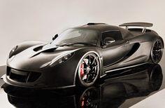 snelste auto ter wereld 435 km/h