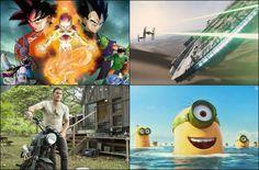 Lista | Os Filmes (Continuações e Afins) de 2015 que Ansiosamente Aguardamos