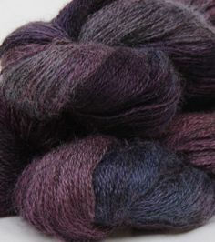 Gotland Lace – Storm Coming | The Little Grey Sheep | Well Manor Farm | Yarn and Wool Online UK