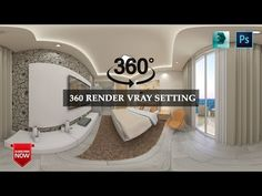 3ds max Advance Exterior Rendering setting Tutorial - YouTube