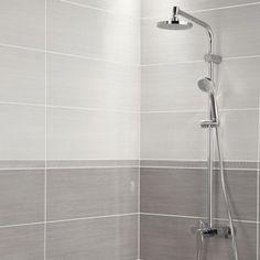 Carrelage mural salle de bains fa ence summer love - Aubade carrelage mural salle de bain ...
