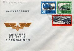Stamps, Train, History, Street, Car, Seals, Historia, Automobile, Postage Stamps