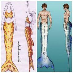 Mako Mermaids - Mertail designs