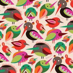 avian rainbow . . .