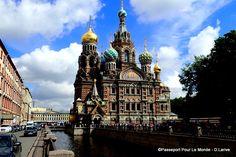 """16/5/1703, Le génial Pierre Le Grand, lance la construction de ce qui allait devenir le joyau culturel de la Russie : Saint-Pétersbourg """"Peter"""" pour le intimes, avec cette volonté farouche d'en faire « une fenêtre ouverte sur l'Europe » St Pétersbourg..."""