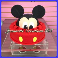 Cake Mickey Mouse