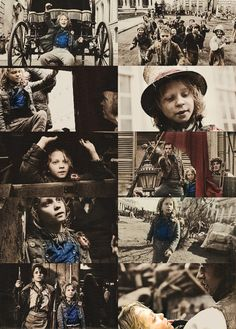 The baby of the barricade