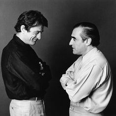 I have had the pleasure of featuring both Robert De Niro & Martin Scorsese on the cover of Vegas Player magazine. www.vegasplayermagazine.com Robert De Niro & Martin Scorsese | by Didier Olivré