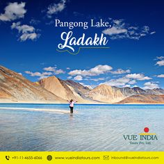 Pangong Lake is Natural beauty of ladakh.The Leh Ladakh trip which shows you the best Leh Ladakh places to visit will be one of the lifetime experiences when we travel from Nubra to Pangong and see the beauty of the mighty Himalayas.