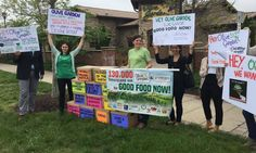 Olive Garden protests target drugged chickens and fair wages