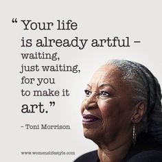 Toni Morrison is an American novelist, editor, and professor. Her novels are known for their epic themes, vivid dialogue, and richly detailed characters. Among her best known novels are The Bluest Eye, Sula, Song of Solomon and Beloved.