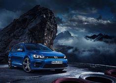 Zapewnia maksymalne doznania i emocje. #VW #GolfR #Variant