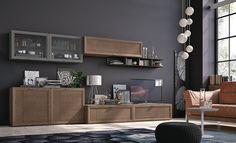 Classica - Obývací stěny - Tecnoline interier s.r.o.