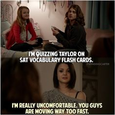 """#FindingCarter 1x05 """"The Heat"""" - Carter, Taylor and Max"""