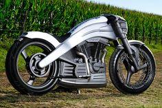 Wowza! Harley-Davidson VTM Sportster custom