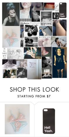 """""""All I Want Is You, No Makeup or Perfume"""" by queen-chloe-mccoll ❤ liked on Polyvore featuring Hickey, Péro, women's clothing, women's fashion, women, female, woman, misses and juniors"""