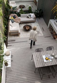 Outdoor Areas, Outdoor Rooms, Outdoor Living, Outdoor Decor, Outdoor Lounge, Outdoor Seating, Outdoor Mirror, Deck Seating, Small Outdoor Spaces