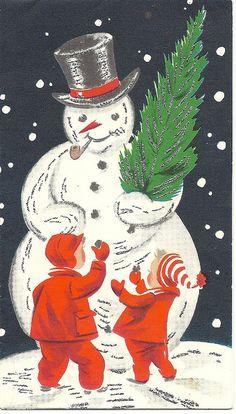 Frosty by greymowser2006, via Flickr