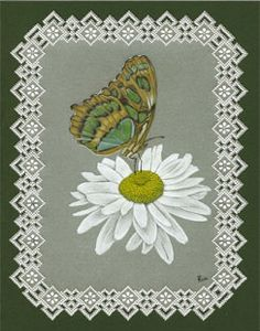 Best of the Best Parchment Craft Book-Free Pattern