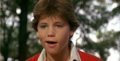 A young Marty wheel chaired heor played by Corey Haim in Silver bullet Scary Movies, Good Movies, Corey Haim, Corey Feldman, Sweet Soul, Silver Bullet, Young Actors, Im Sad, Lost Boys