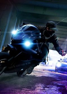 Watch Dogs when I am able to save up and purchase this game I am curious rather I should buy because of the much lower graphics or wait for next gen one should wonder - cheap swiss watches, leather watch bands, ladies watches on sale *ad Watch Dogs 1, The Evil Within, Arte Pop, Shadowrun, Video Game Art, Anime, Best Games, Manga, Videogames