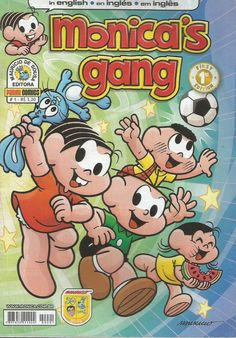 Monica´s Gang - In English