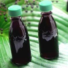 Elderberry Syrup Allrecipes.com