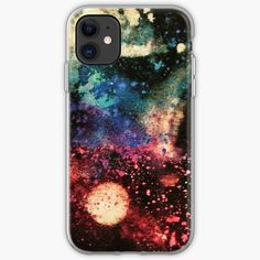 'Galactic Attraction' iPhone Case by Iphone Wallet, Iphone 11, Iphone Case Covers, Cover Design, Attraction, Samsung Galaxy, My Arts, Pouch, Throw Pillows