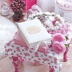 Uploaded by ٓ. Find images and videos about quran, flowers and islam on We Heart It - the app to get lost in what you love. Quran Karim, Quran Wallpaper, Islamic Wallpaper, Mecca Wallpaper, Allah Islam, Islam Quran, Image Allah, Muslim Quotes, Islamic Quotes