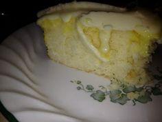 Mommy Makes it Better: Lemon Poke Cake