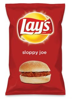 Wouldn't sloppy joe be yummy as a chip? Lay's Do Us A Flavor is back, and the search is on for the yummiest flavor idea. Create a flavor, choose a chip and you could win $1 million! https://www.dousaflavor.com See Rules.