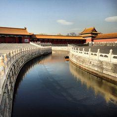 #ciudad #prohibida #pekin #beijing #palacio #emperador #dinastia #ming #zijin #cheng #viajes #fotodeldia #picoftheday #igrecommendation #arquitectura #architecture #edificios #building   Flickr: Intercambio de fotos