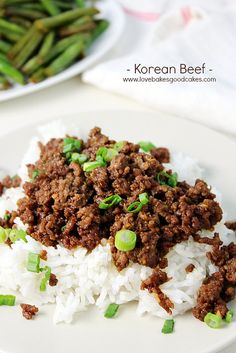This Korean Beef recipe is perfect for a quick, easy and f… | Flickr