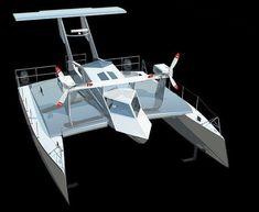Billionaire Life, Ground Effects, Airplane Design, Floating House, Boat House, Transportation, Aviation, Aqua, Desserts