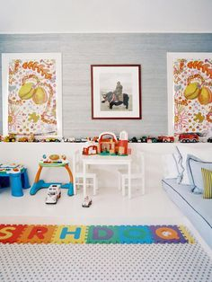 Let Loose - How To Create an Art Gallery Wall on HGTV