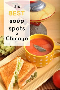 The best, kid-friendly places to grab a bowl of soup for lunch in Chicago