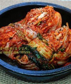 일주일 알뜰 건강 밑반찬 7가지 Buddha Bowl, Korean Food, Kimchi, Pork, Food And Drink, Meat, Chicken, Cooking, Recipes