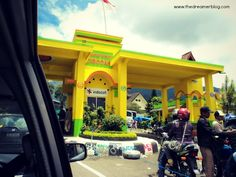 loket kebun raya cibodas Kebun Raya Cibodas, The Second Tourist Wonder of West Java