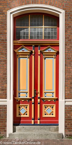 Tür in Barth, Barth, 26.04.2014  1/4000 sec - f/2.8 - ISO 100 - EOS 700D