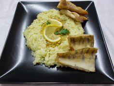 LA VERA  IN BUCATARIE: Salau cu orez si naut Fish, Ichthys