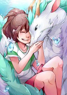 Paper Dolls- Studio Ghibli Fanbook by Gondolilam