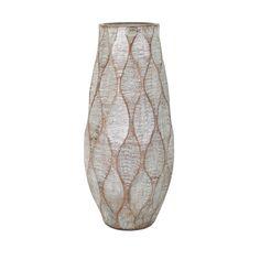 Imax Trisha Yearwood Outer Banks Oversized Vase (Vases), Multi (Ceramic)