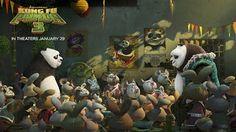 Diario: Sin Ton Ni Son... ¡Películas!: Kung Fu Panda 3