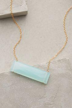 high bar necklace #anthrofave
