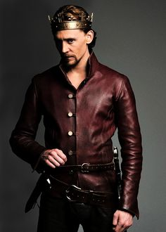 Henry V. Just barely watched this. He was fantastic.-KT
