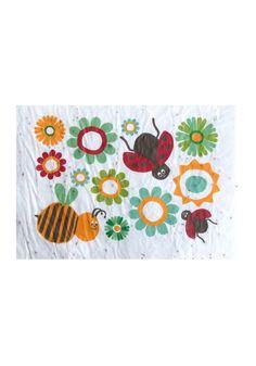 Wenskaart met veldboeketzaadjes | Hikje Kids Rugs, Decor, Decoration, Kid Friendly Rugs, Decorating, Nursery Rugs, Deco