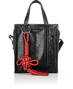 We Adore: The Bazar Extra-Small Shopper Tote Bag from Balenciaga at Barneys New York